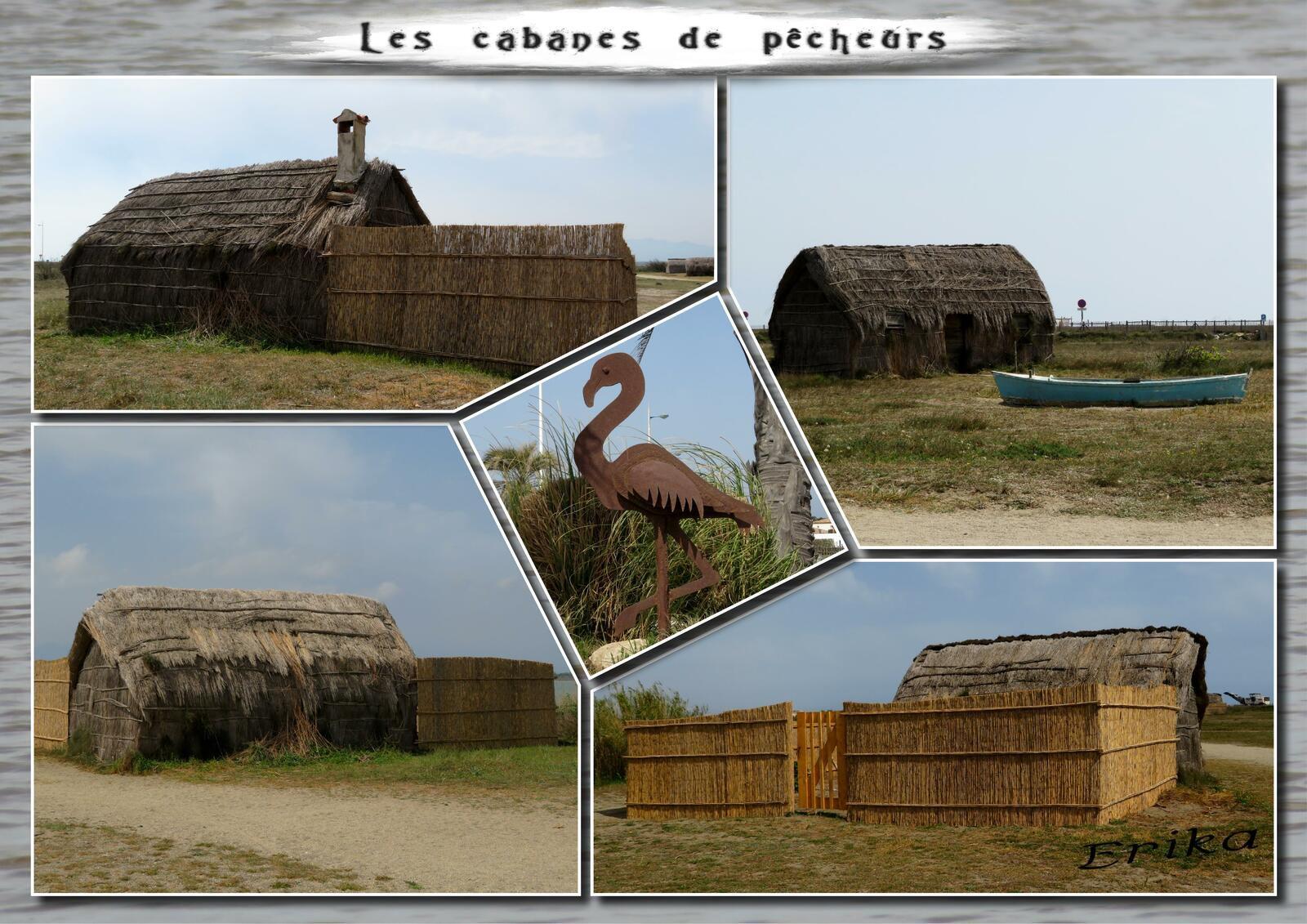 Etang de Canet en Roussillon et St Nazaire...