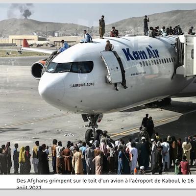 Afghanistan - l'horreur et le reste.