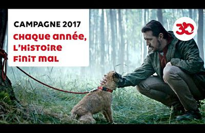 Campagne 2017 - 30 Millions d'Amis