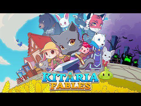 [ACTUALITE] Kitaria Fables - Une toute nouvelle bande-annonce