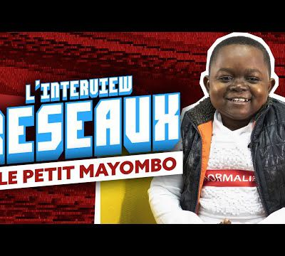 Le Petit Mayombo : Beyoncé tu likes ? (Interview) 😂