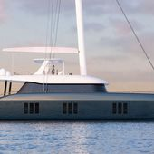 Scoop - First visuals of the brand new Sunreef 70 by Sunreef Yachts - Yachting Art Magazine