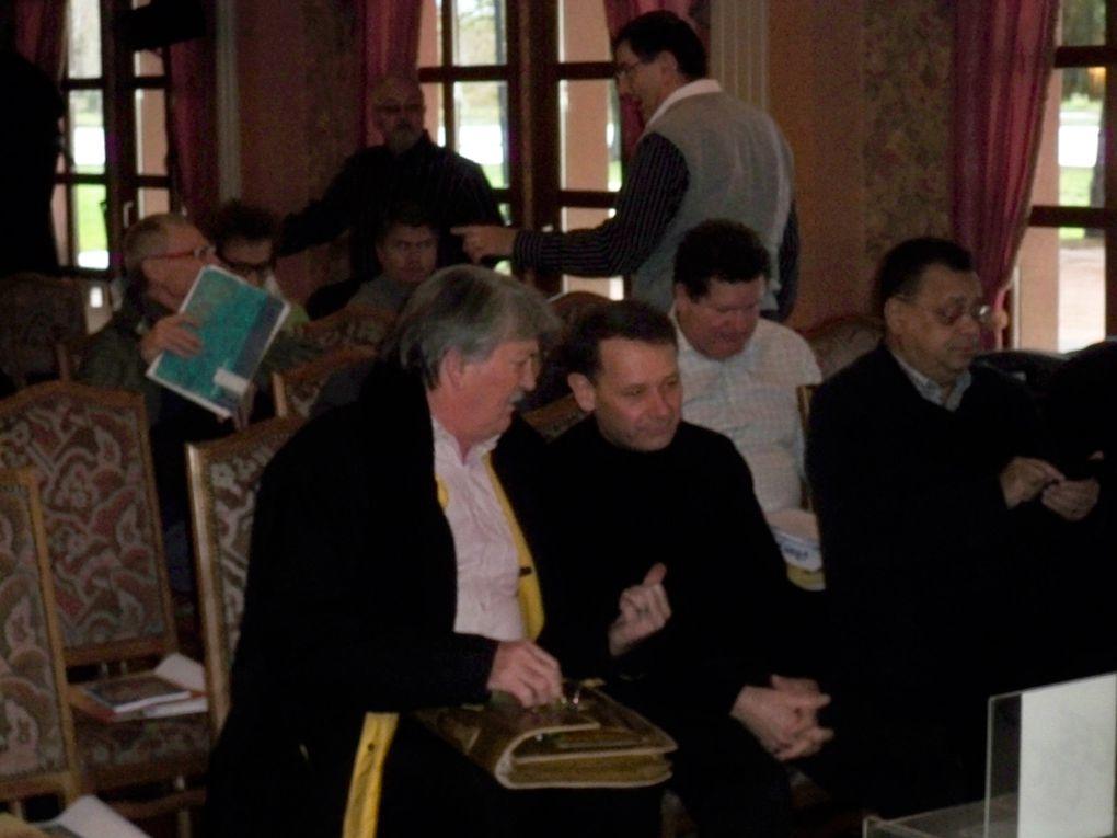 Alain MONPEURT (Secrétaire Général sortant) succède à Léon HOFF à la Présidence de l'UD MOSELLE. Simon-Pierre POLICCIARDI (Trésorier sortant) est élu Secrétaire Général, Pierre-Alexis KUHN (Trésorier adjoint sortant) devient Trésorier