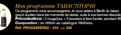 le programme stop tabac