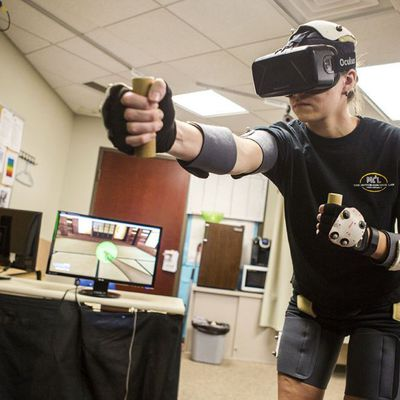 Virtual Reality Physiotherapy