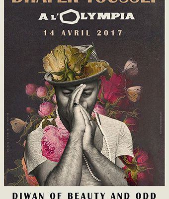 Agenda : Dhafer Youssef à l'Olympia, le 14 avril 2017