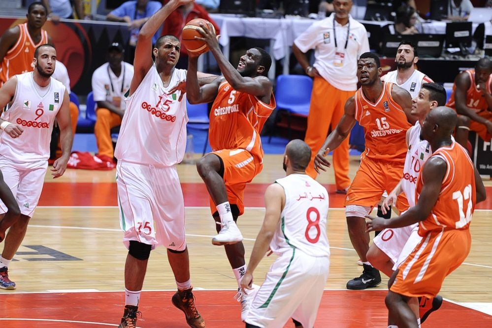 Afrobasket: Diabaté et la Côte d'Ivoire créent la sensation