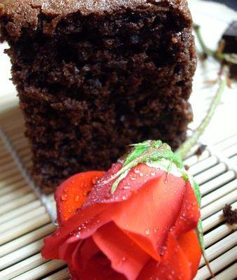 Gâteau au chocolat de Mona