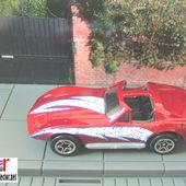 CHEVROLET CORVETTE MATCHBOX 1979 - car-collector.net