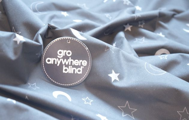 Test'Ours : Le Gro Anywhere Blind - Le Store Occultant