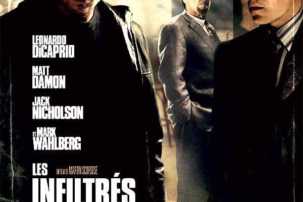 Les infiltrés de Martin Scorsese