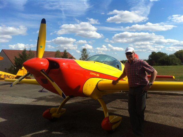 Flying-Legend-Dijon Darois