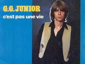 GG junior, un chanteur et acteur français dans le sillage d'un Patrick juvet qui fit six 45 tours entre 1978 et 1984