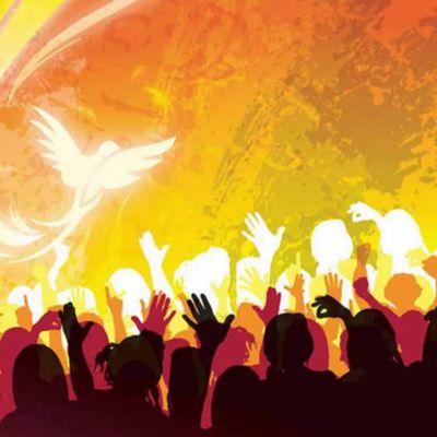 Belle Fête de Pentecôte ce 23 mai 2021