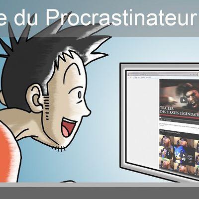 La Semaine du Procrastinateur #40