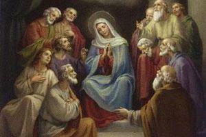 La Pentecôte révelée par Notre Seigneur Jésus.
