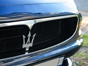 Maserati 3200 GT : une italienne façon anglaise