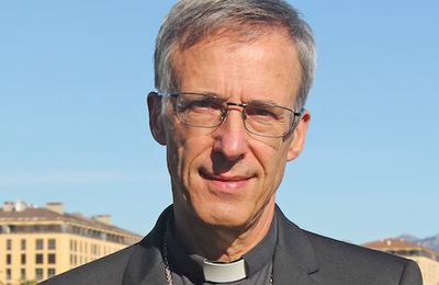 Monseigneur Olivier de Germay.