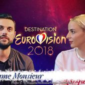 France - Madame Monsieur - Mercy - That's Eurovision !