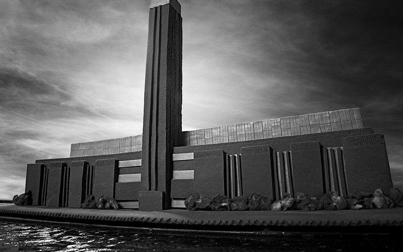 [Insolite] L'architecture des musées revue en pain d'épices