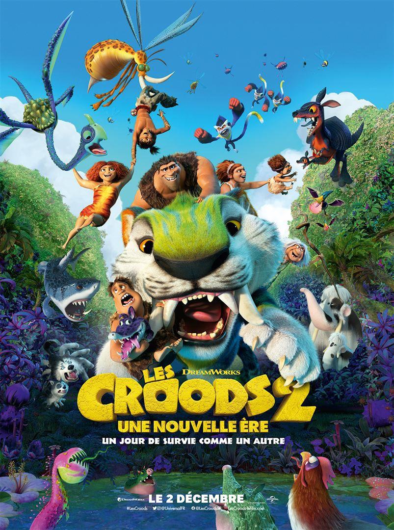 Critique Ciné : Les Croods 2, une nouvelle ère (2021)