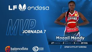 Liga DIA : Magali Mendy élue MVP de la 7ème journée !