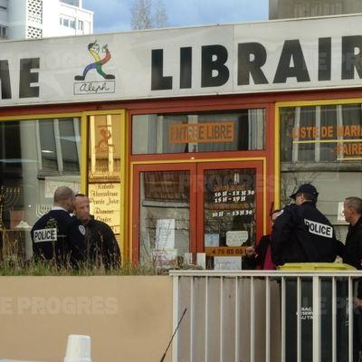 Probable acte antisémite aujourd'hui à Villeurbanne