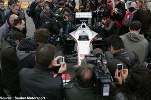 Nabholz sera l'équipementier de Sauber en 2011