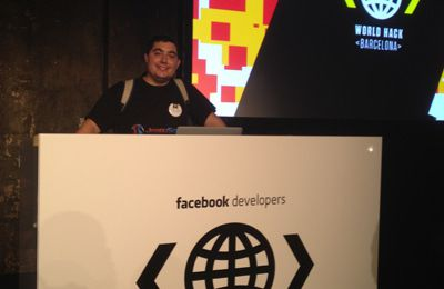 Facebook Developers World Hack estuvo ayer en Barcelona
