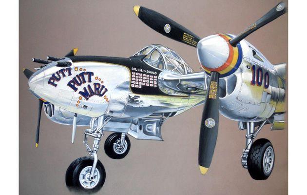 Lockeed P-38 Lightning