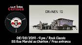 videos Drones'72 @ Rock Classic - YouTube