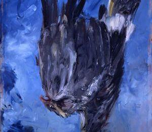 Έτσι τον είδα τον αετό -  c'est ainsi que j'ai vu un aigle - Takis Mousafiris