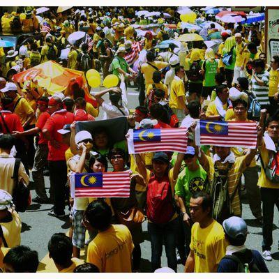Actu Malaisie : Bersih 3.0