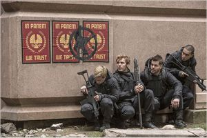 critique de HUNGER GAMES LA REVOLTE PARTIE 2