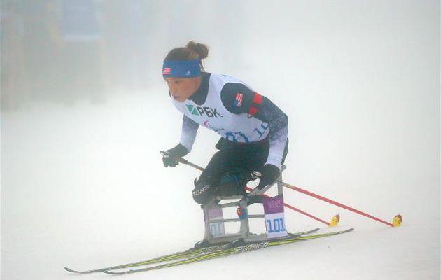 La première série de médailles de la journée a été remportée au Laura