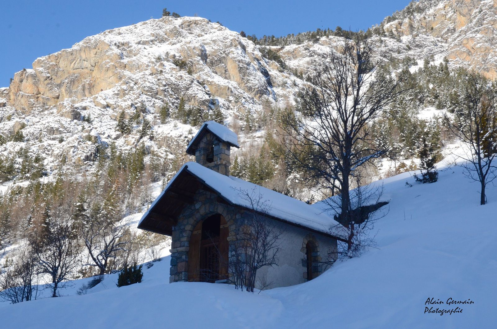 Névache Hautes Alpes
