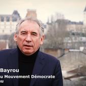 Vœux de François Bayrou