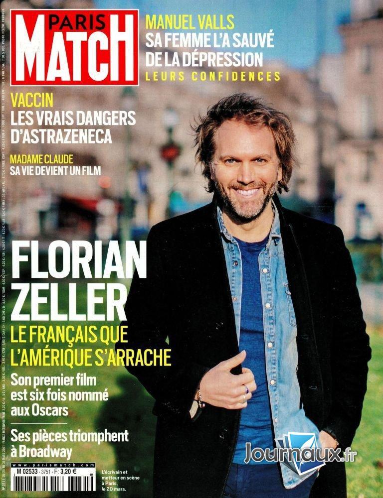 La une de 12 magazines d'actualité parus ce jeudi 25 mars.