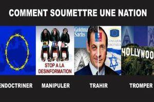 Les 10 stratégies de manipulation des « Maîtres de ce Monde »