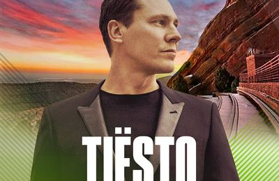 Tiësto and VER:WEST date | Red Rocks Amphitheatre | Morrison, CO - september 24, 2020