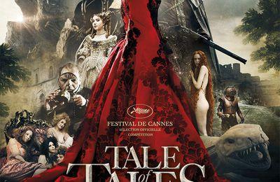 TALE OF TALES de Matteo Garrone Avec Vincent Cassel, Salma Hayek, John C. Reilly et Toby Jones #Cannes2015