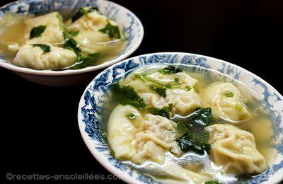 Soupe wan tran