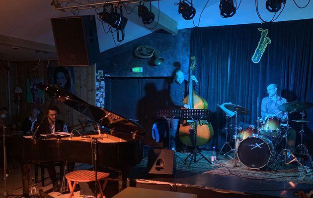 Julien Coriatt Trio - Samedi 26 Juin - Photos du concert