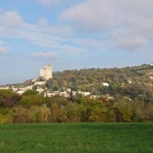 CAP : Chevalerie, Peyrambert, bord de Drôme