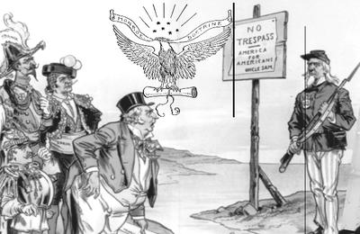 La doctrine Monroe, ou la genèse de la politique impérialiste américaine