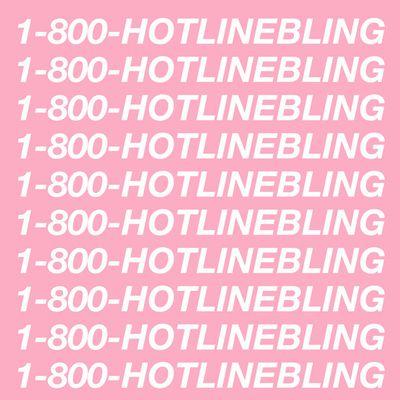 TITRE DE L'ANNÉE // N°9 : Drake - Hotline Bling
