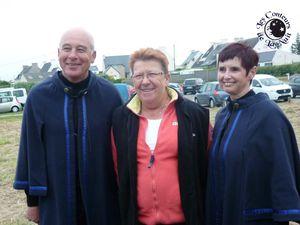 Les Conteurs de la Nuit avec madame Charlotte Abiven, maire de Kerlouan