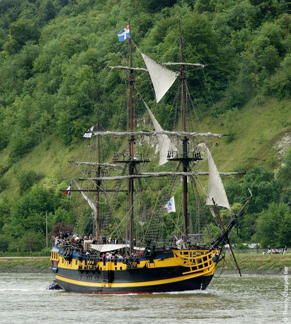 Armada de Rouen 2013 : La Grande Parade