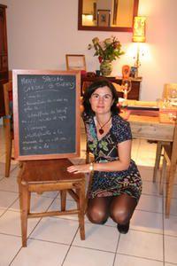 Dîner gastronomique avec Carole et Thierry (2)