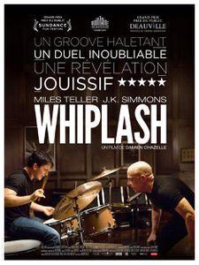 WHIPLASH de Damien Chazelle.